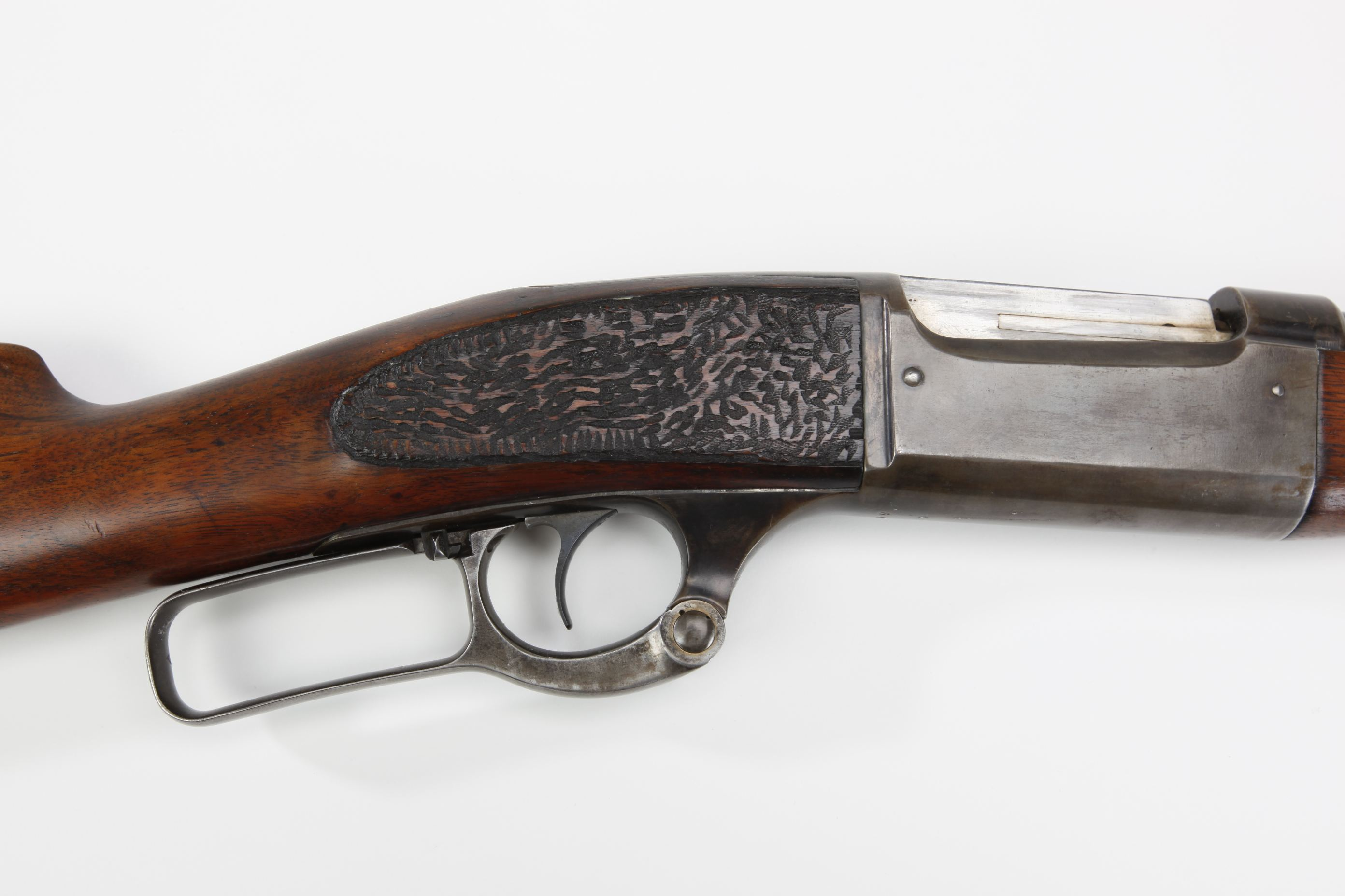 Savage Model 1895 Lever Action Rifle