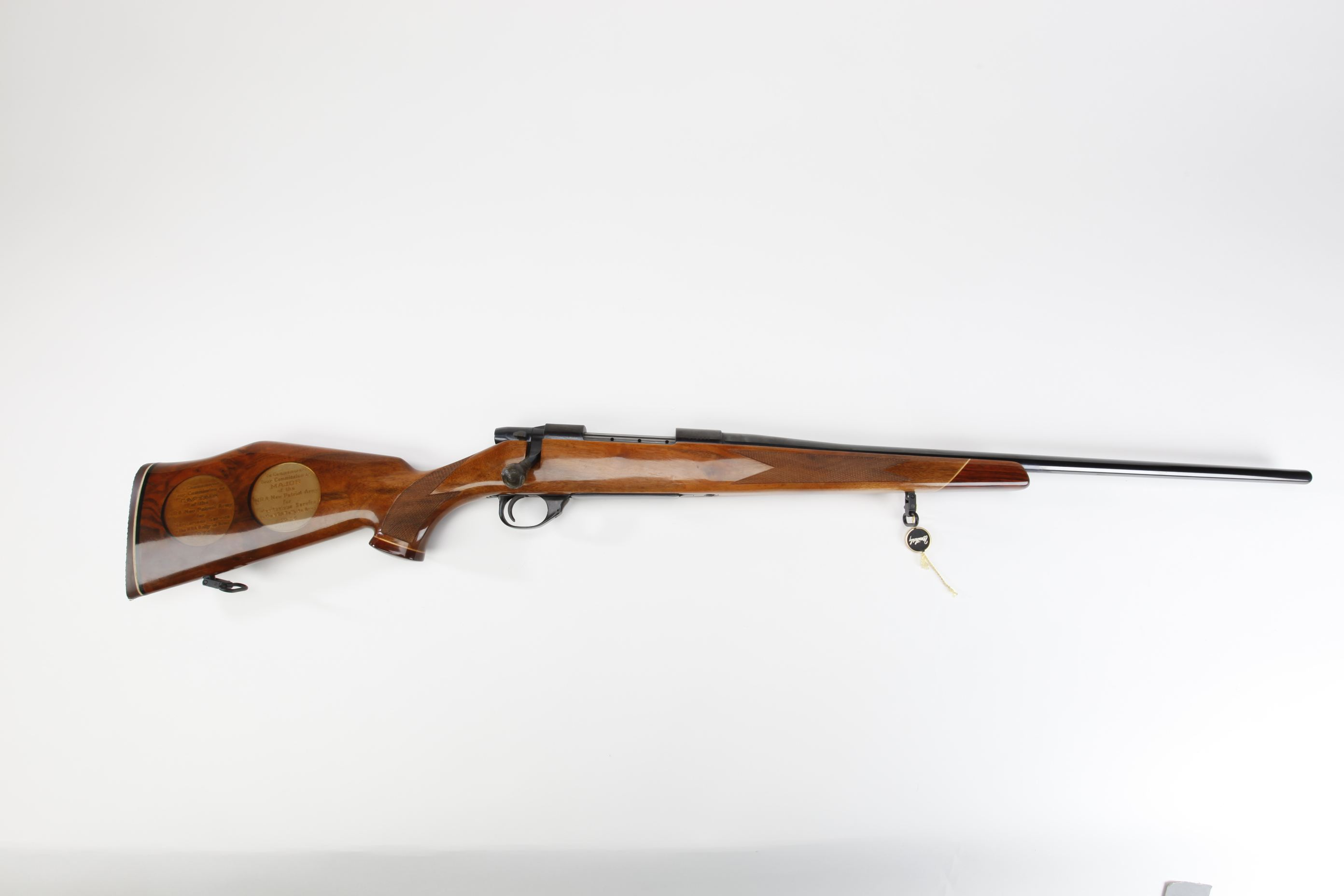 Weatherby Vanguard VGX Bolt Action Rifle