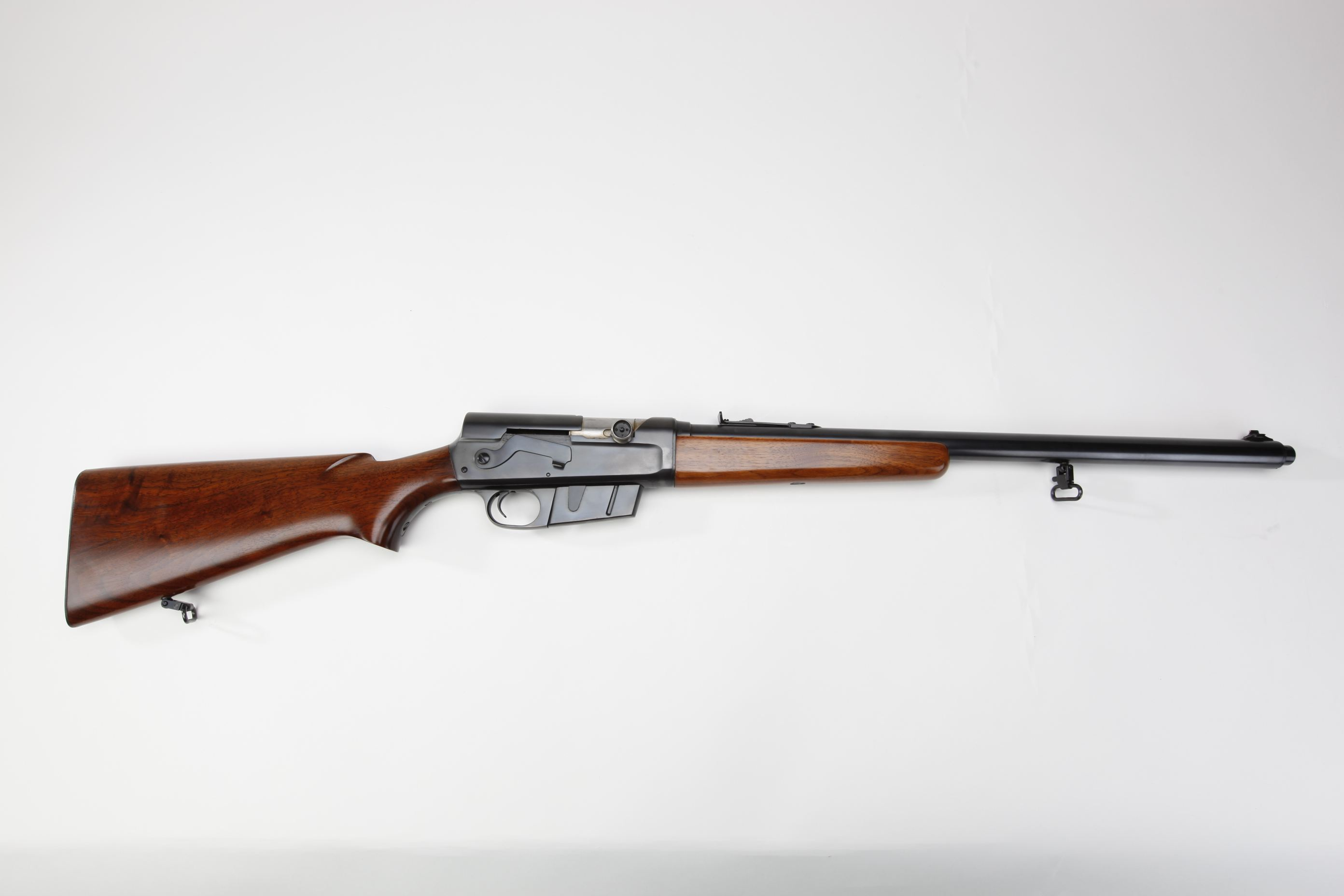 Remington Model 81 Woodmaster Semi Auto Rifle