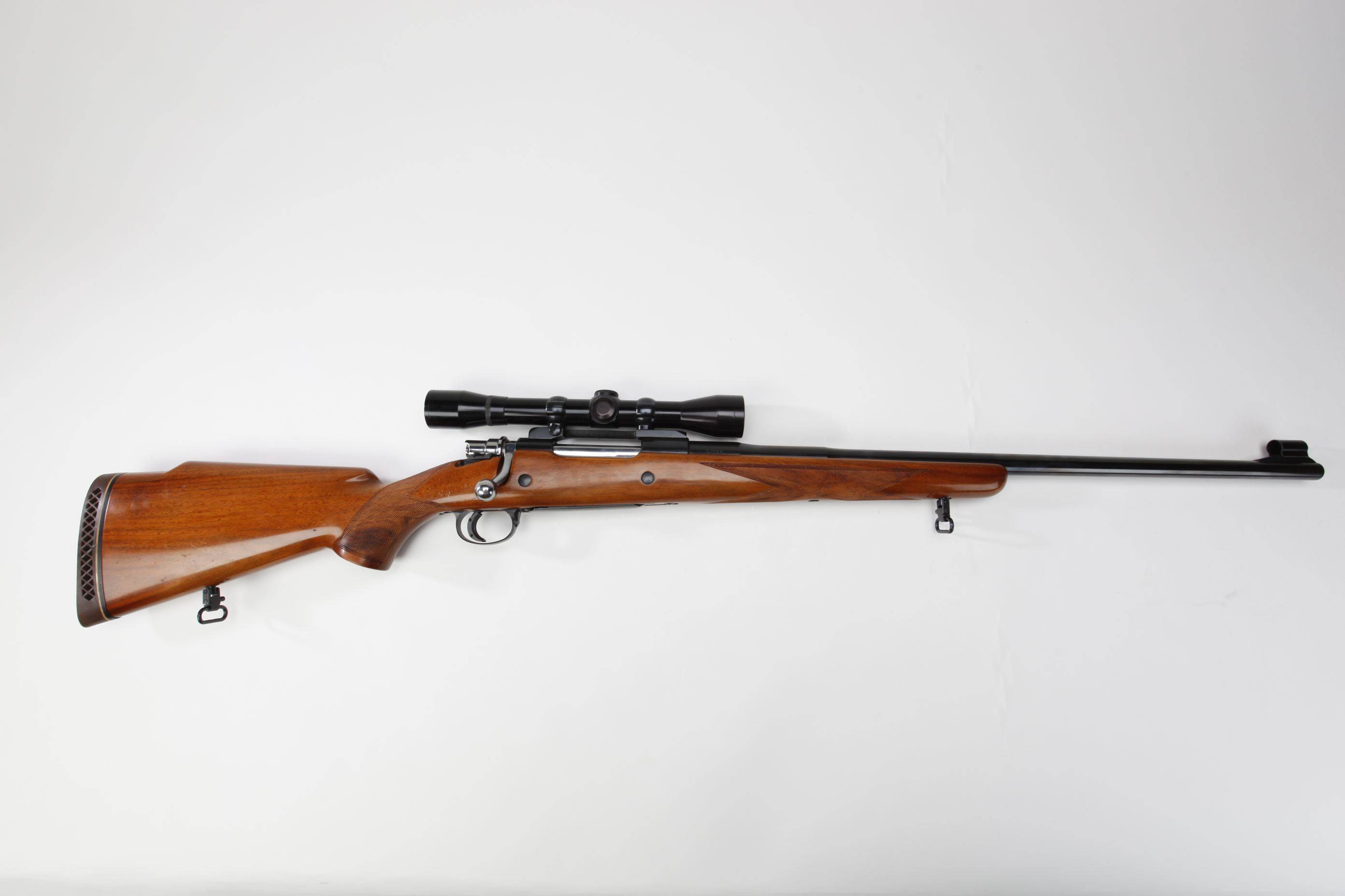 Browning FN High Power Bolt Action Rifle