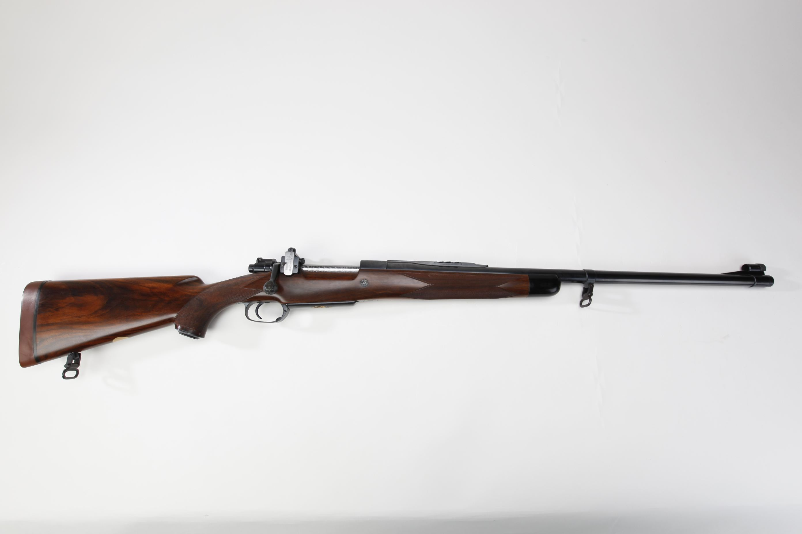 Griffin and Howe Custom Bolt Action Rifle