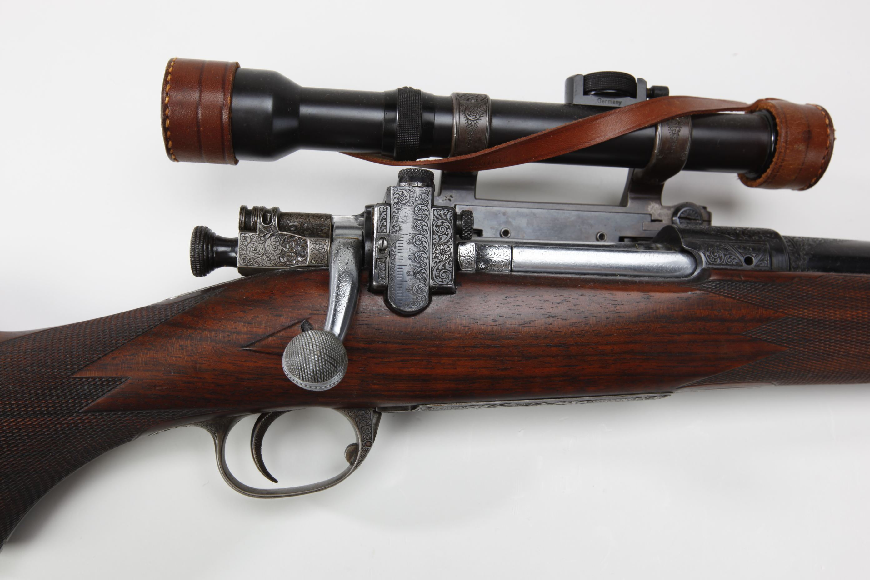 R. G. Owen Custom Sporter Bolt Action Rifle
