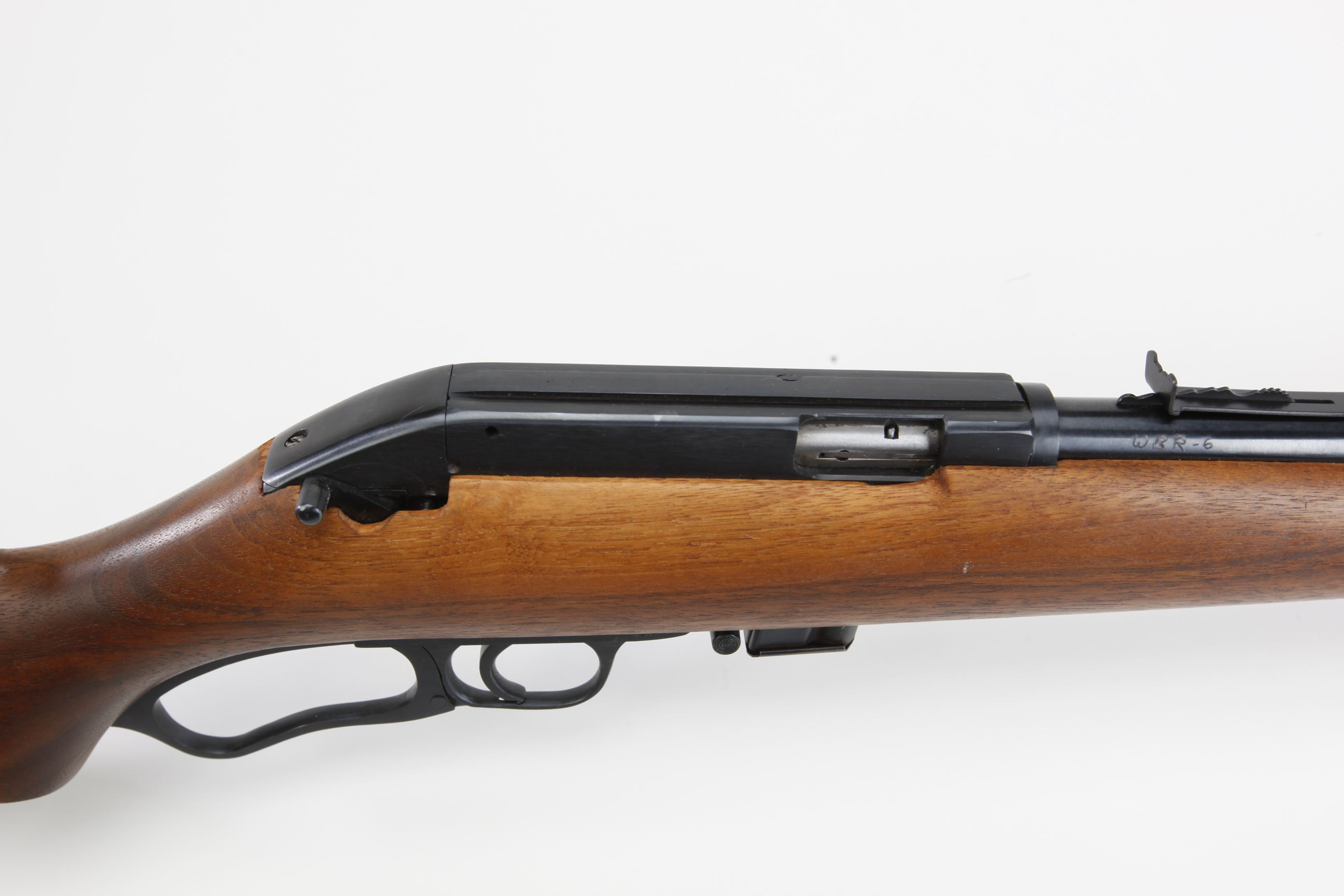 Smith Prototype Lever Action Rifle