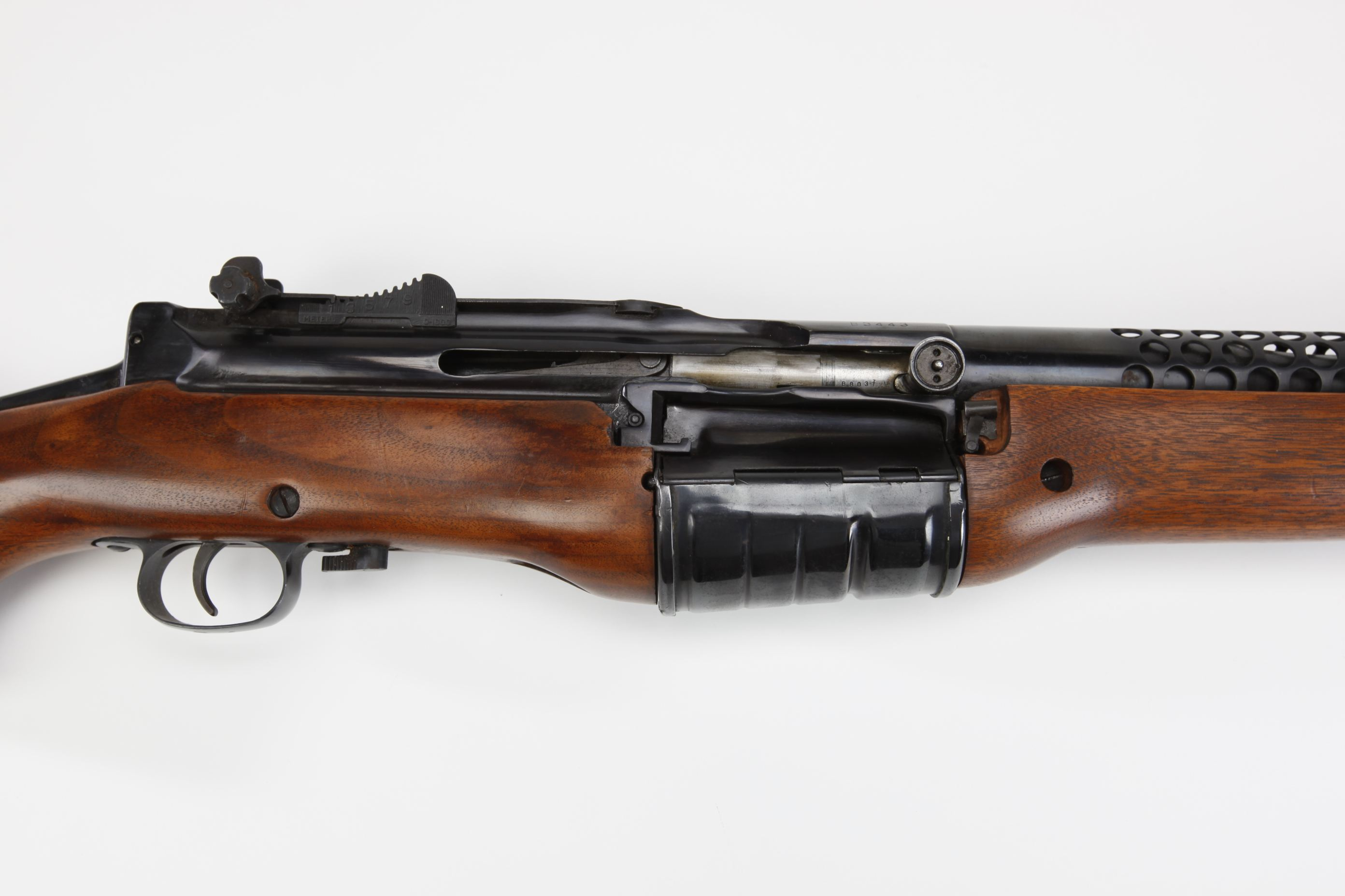 Johnson Automatics Inc Model 1941 Semi Automatic Rifle