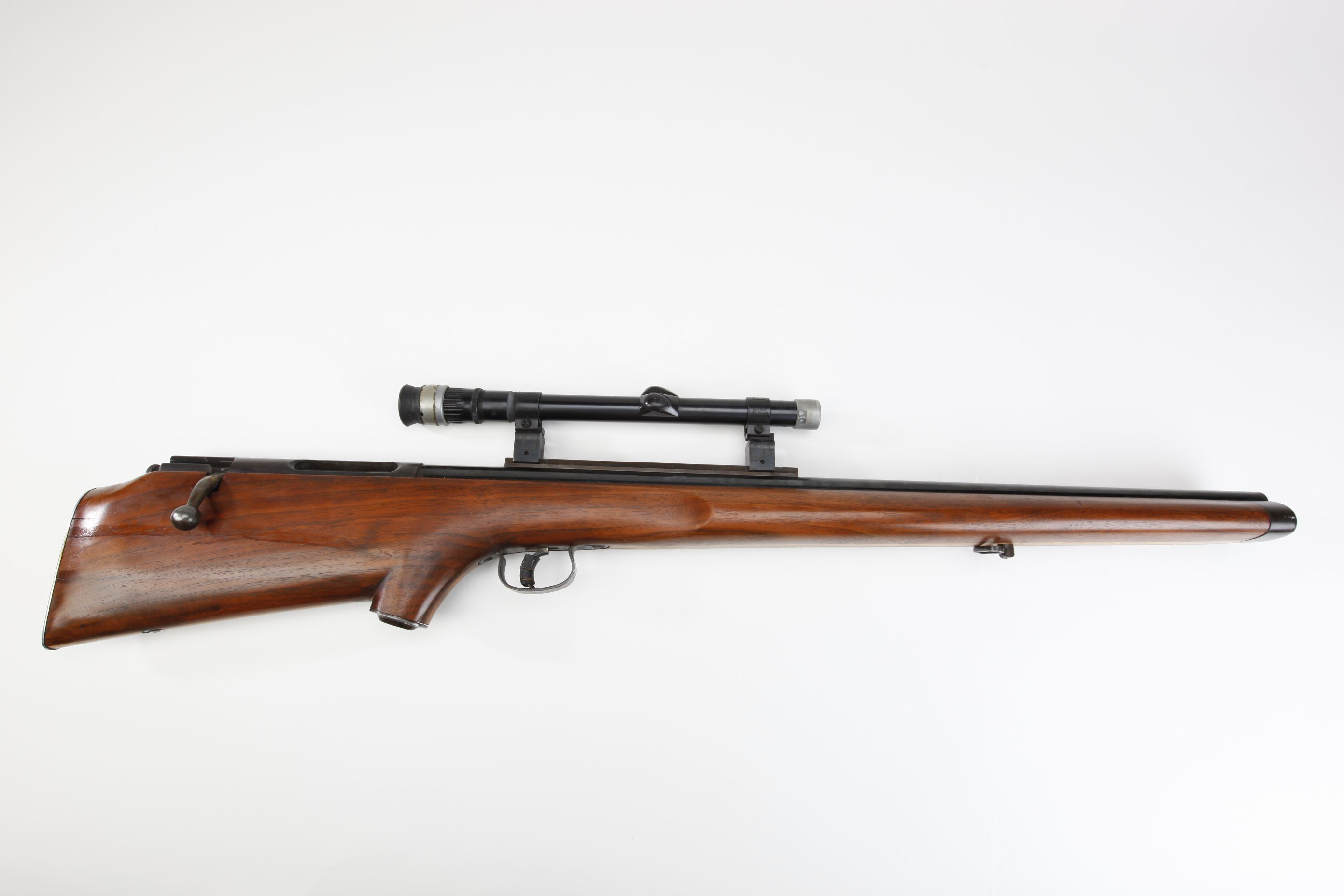 Savage Model 45 Bolt Action Rifle with telescopic sight