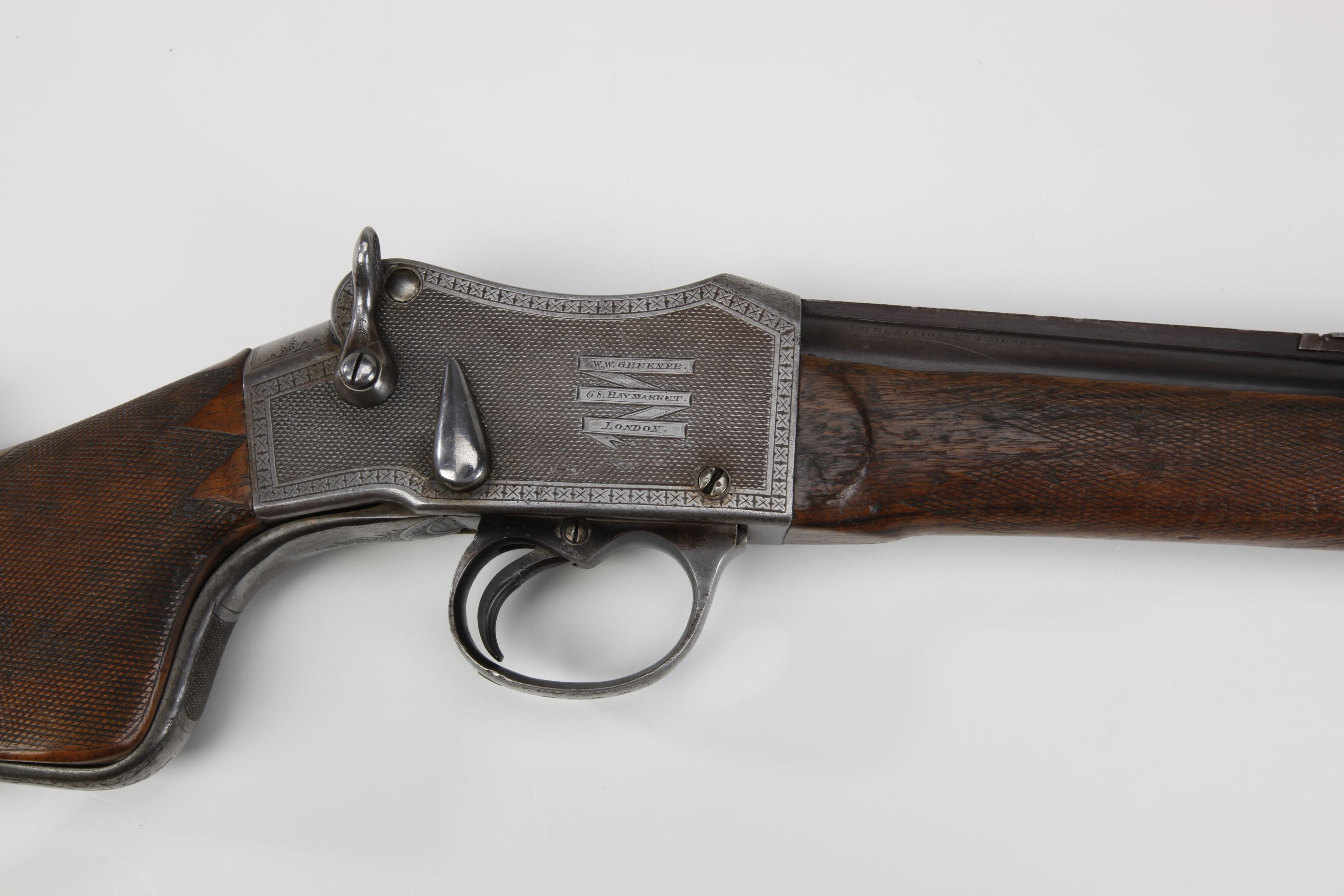 W. W. Greener Ltd Peabody Single Shot Rifle