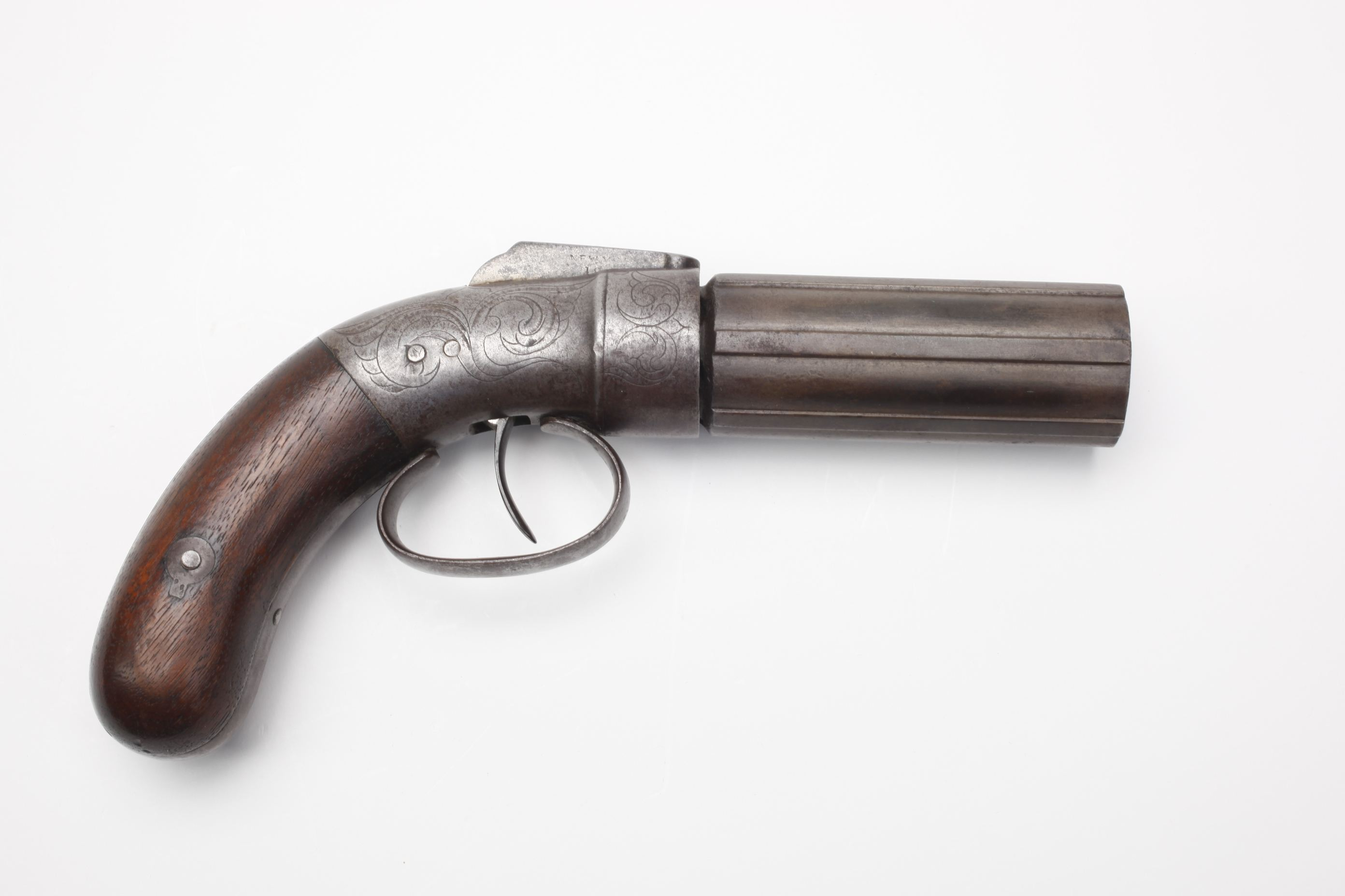 Sprague & Marston Pepperbox Pistol