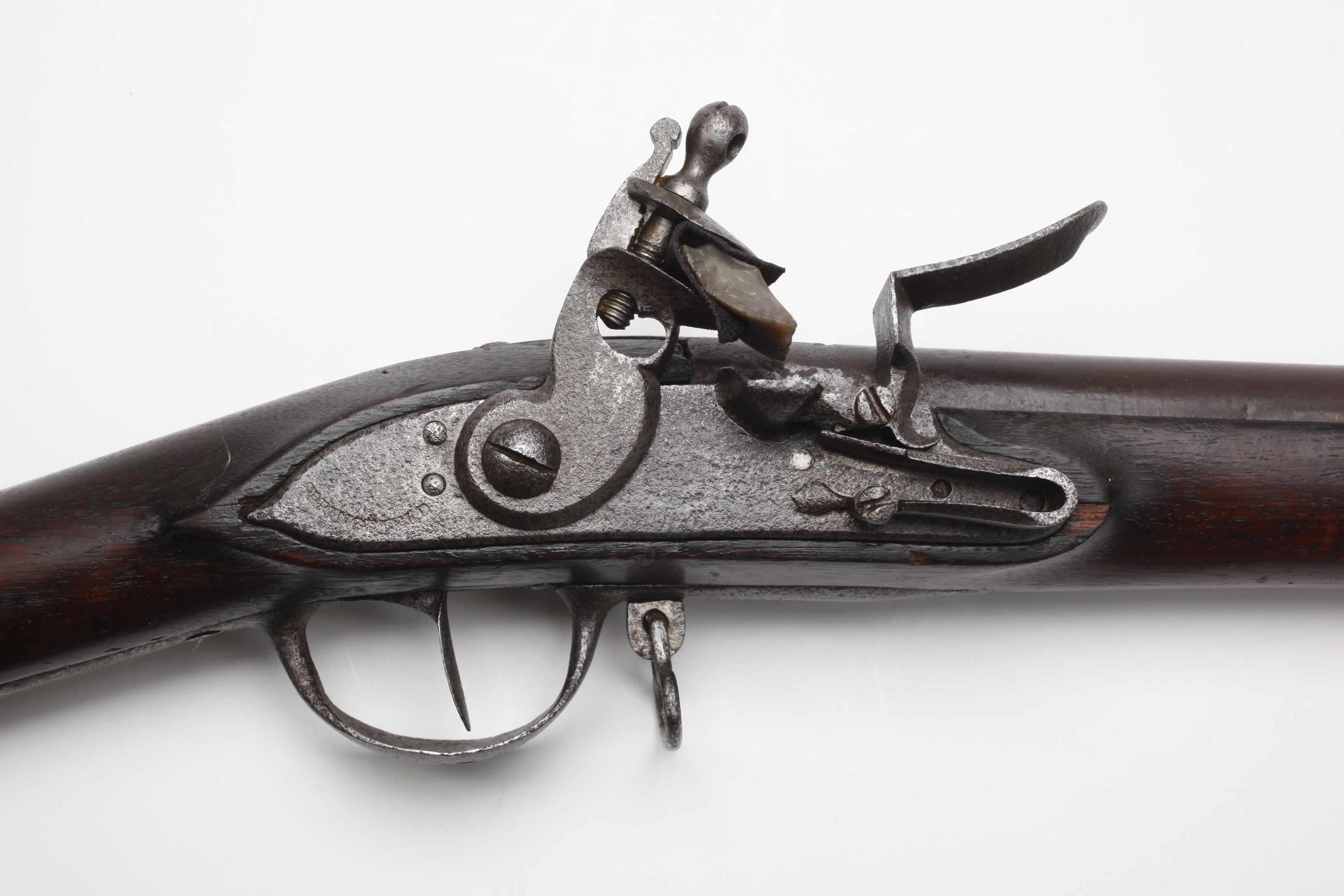 U.S. Springfield Model 1795 Flintlock Musket