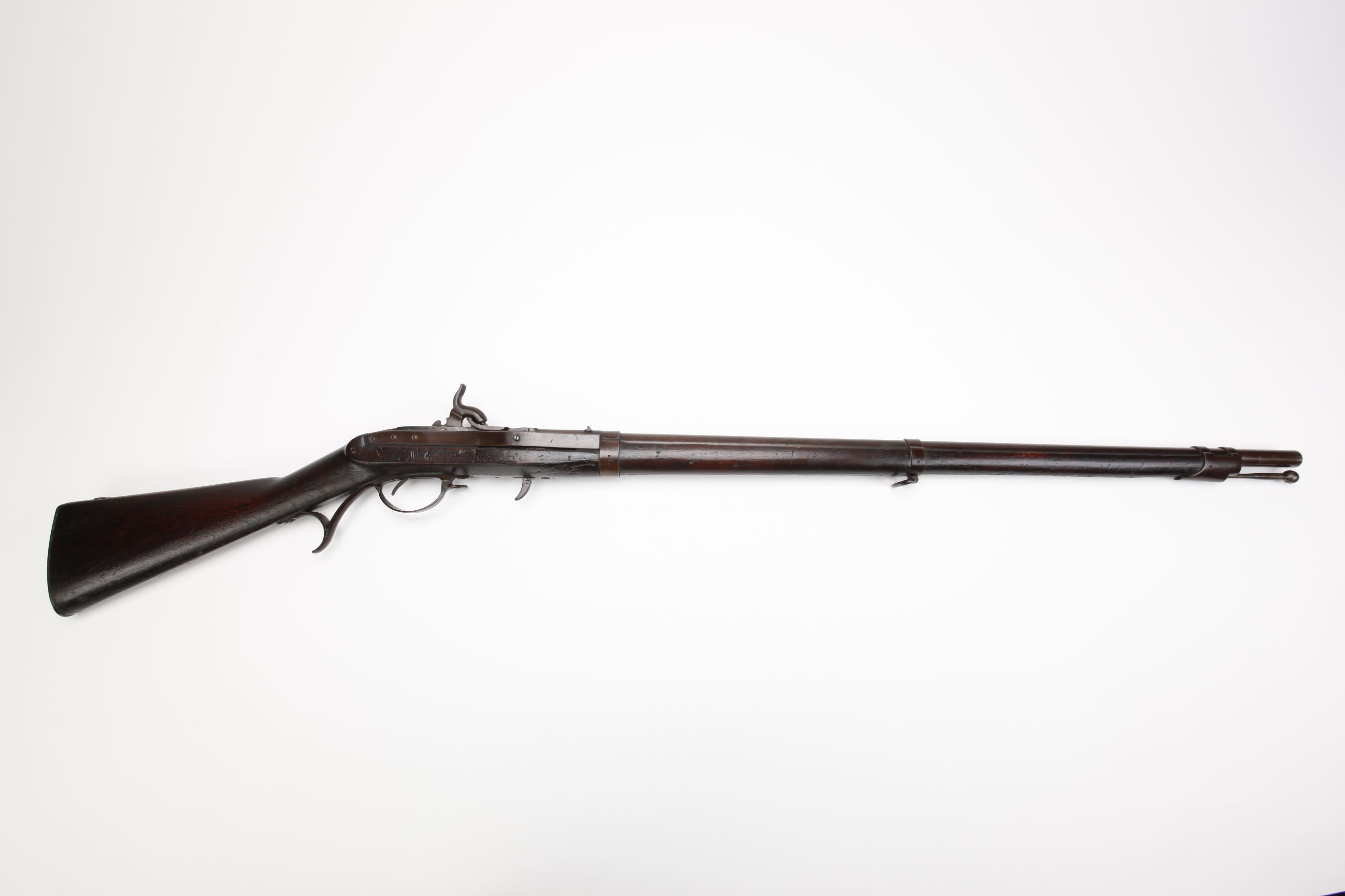 U.S. Hall Model 1819 Breechloading Percussion Rifle